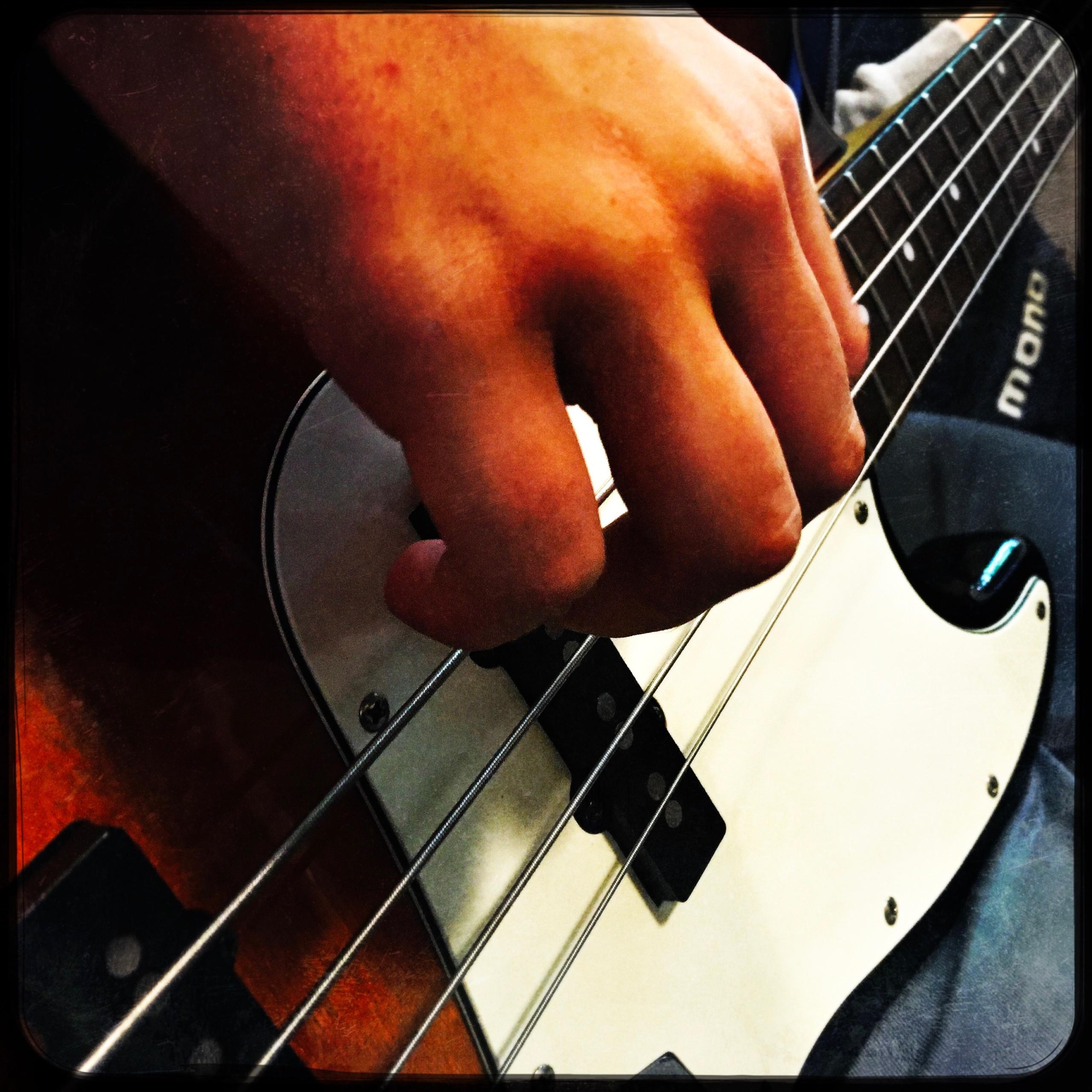 Instrument cours de Basse