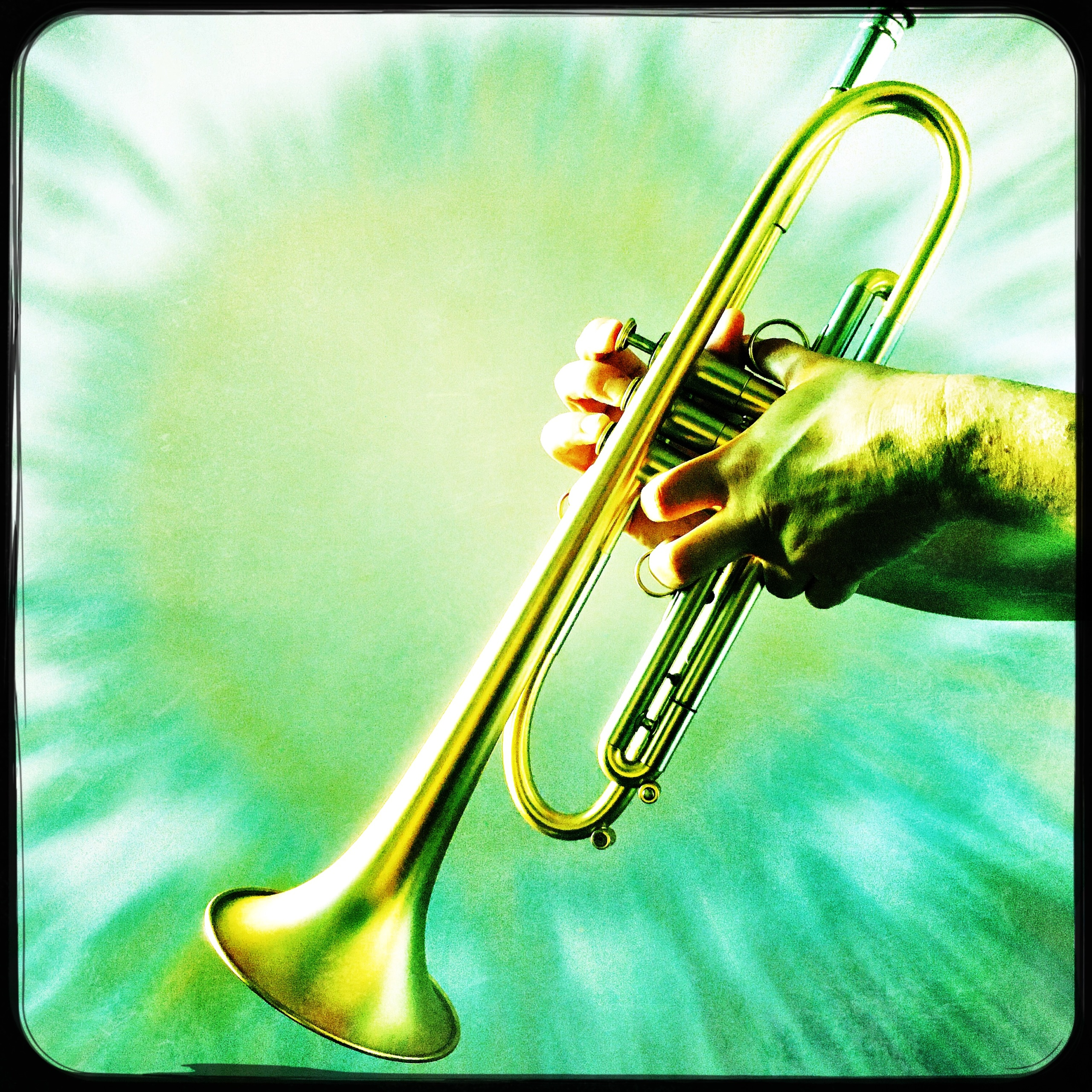 Trompette Instrument de musique