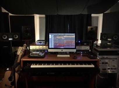Studio de musique Production audio