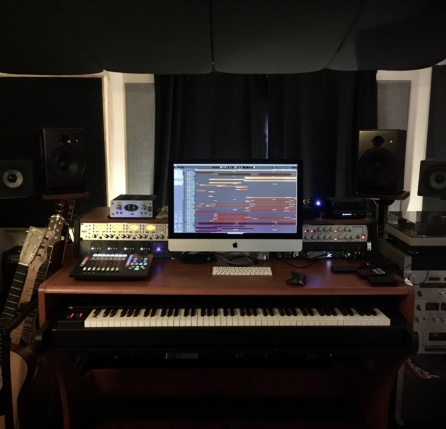 Studio de musique Production audio