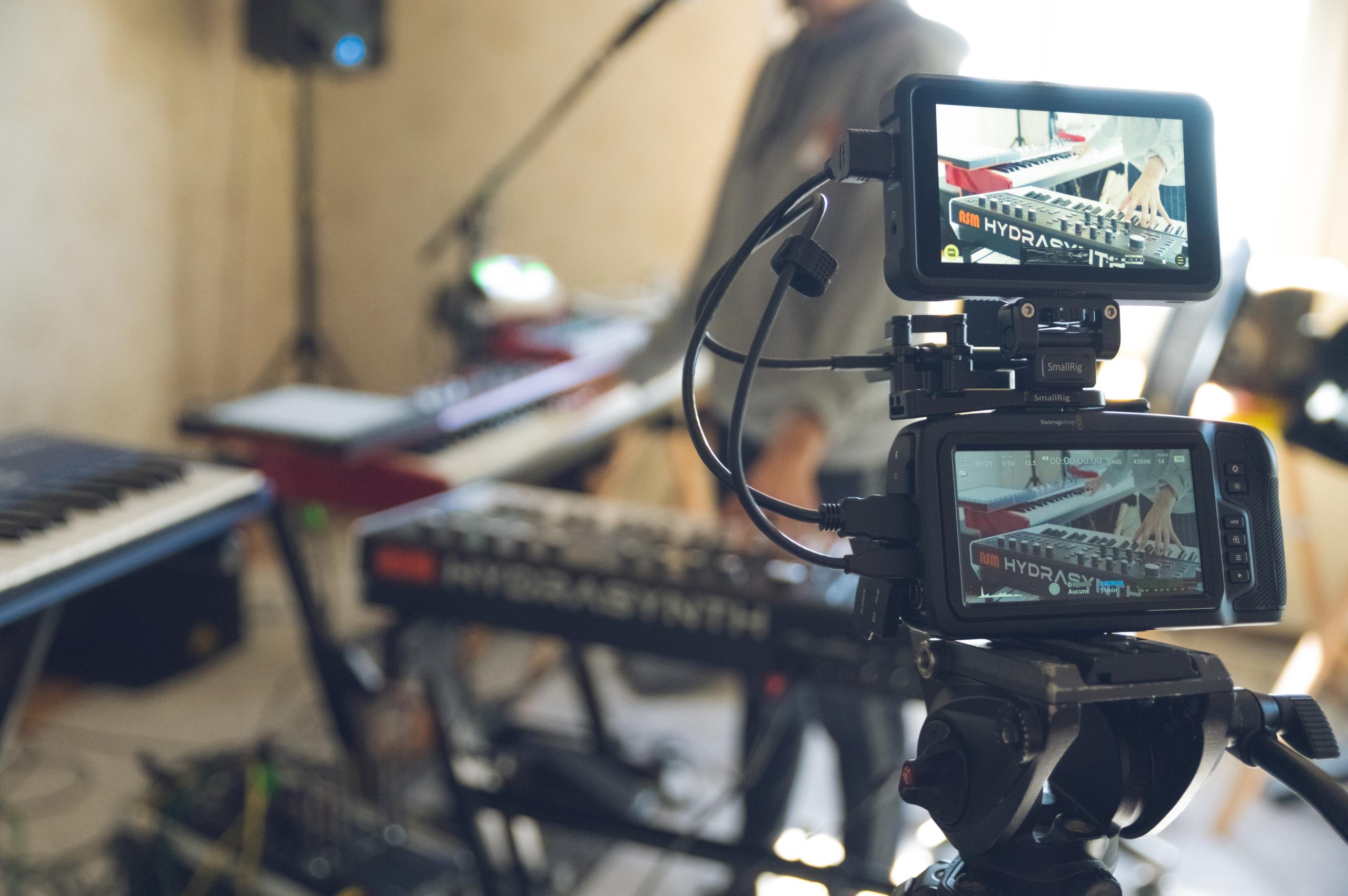 Studio de production visuelle