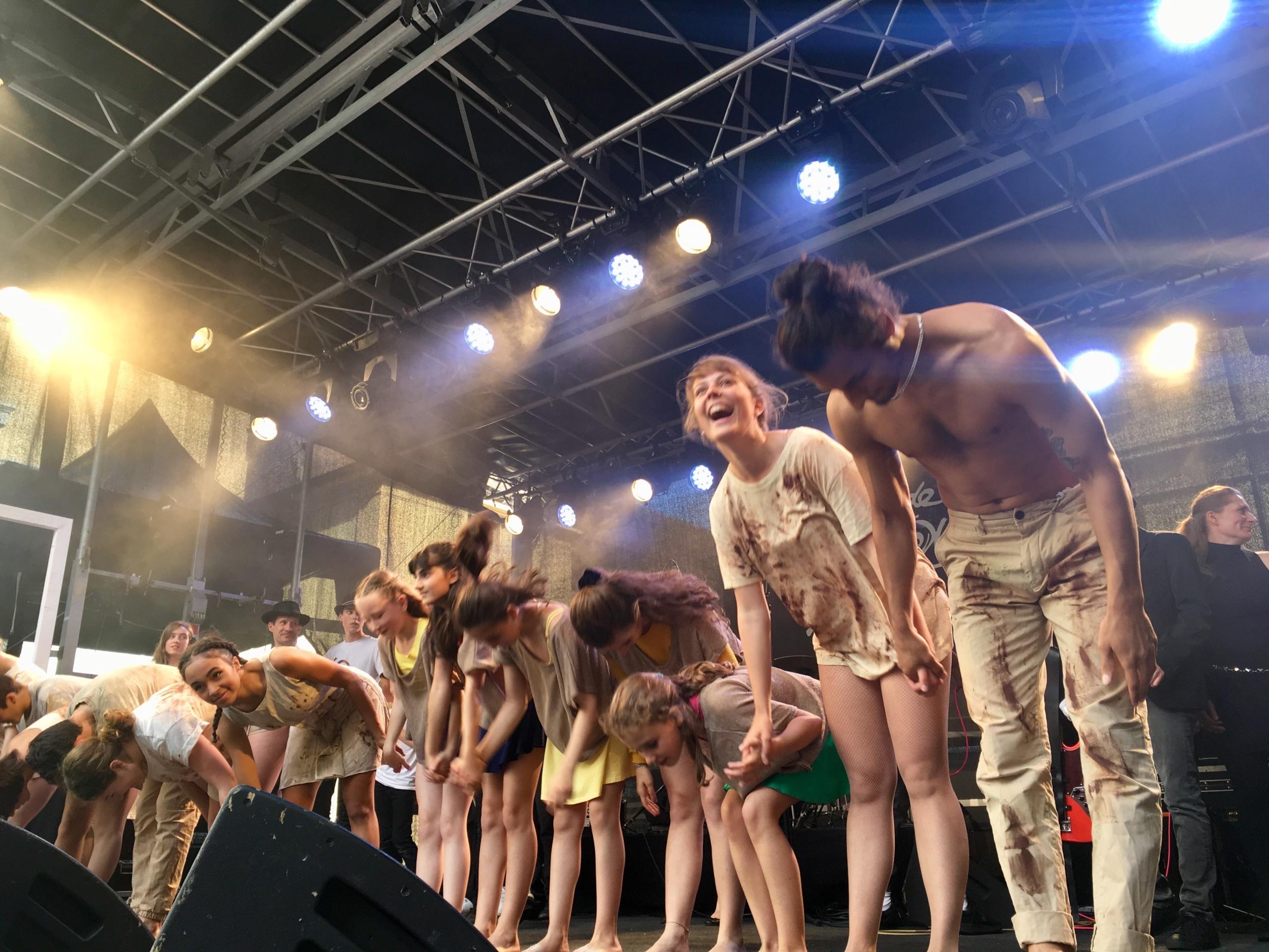 Fête de la musique Ecole de Musique Neuchâtel BBM 74