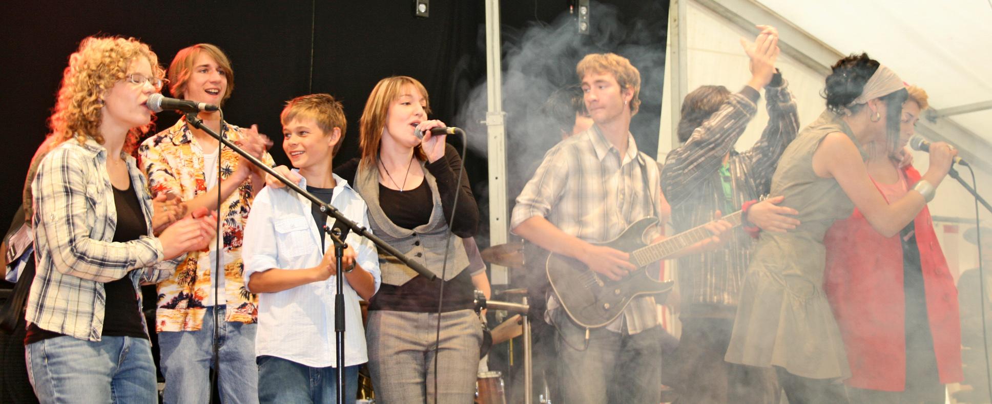 Concert groupe BBM74