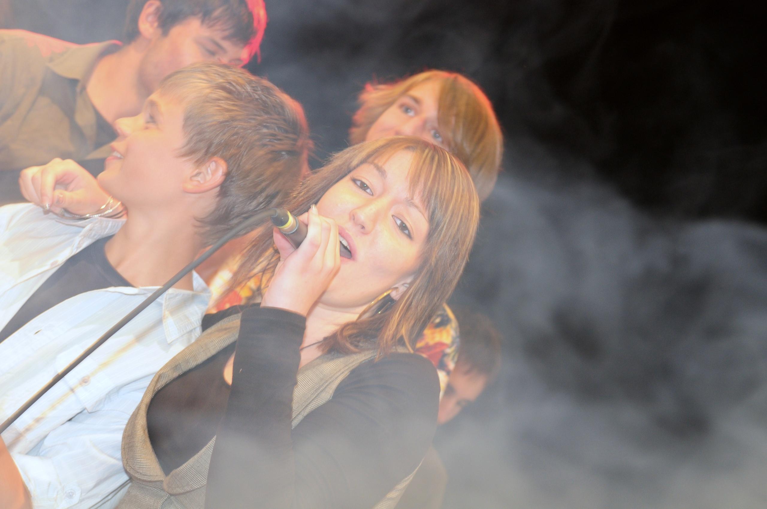 Chanteuse Concert