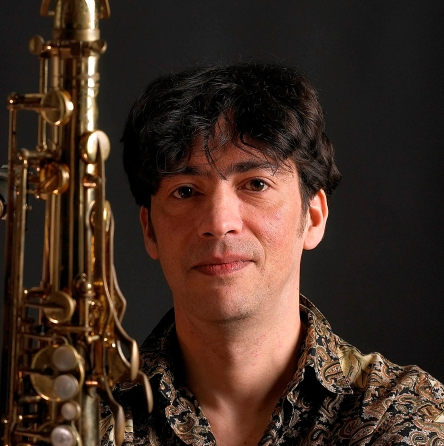 Professeur de Saxophone