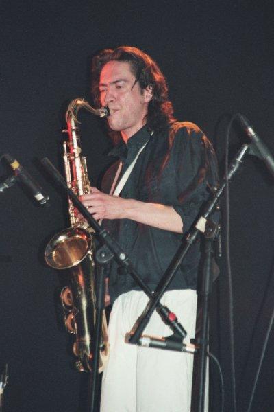 Musicien Saxophone