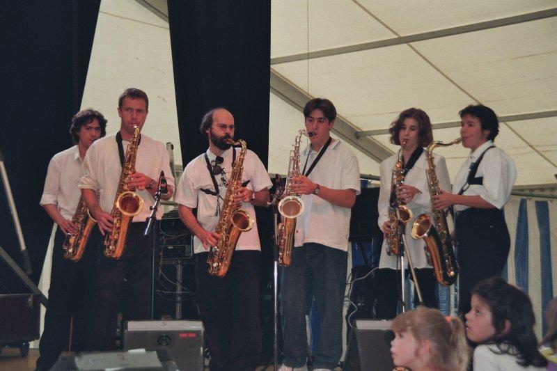 FestiJazz Saxophone
