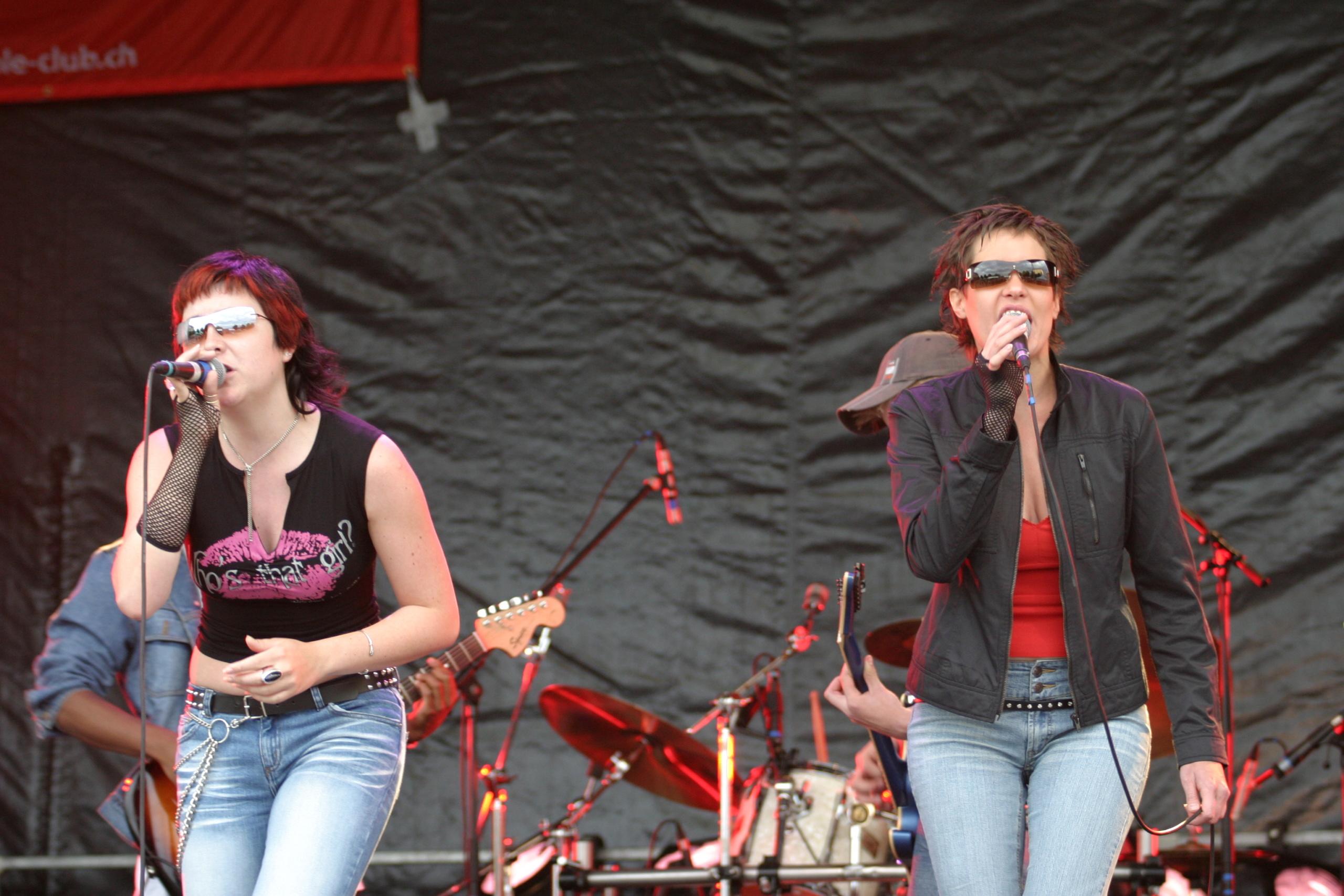 Chanteuses Concert