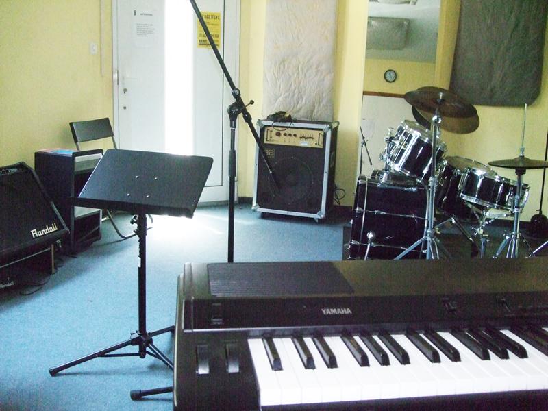Salle de répétition Ecole de musique