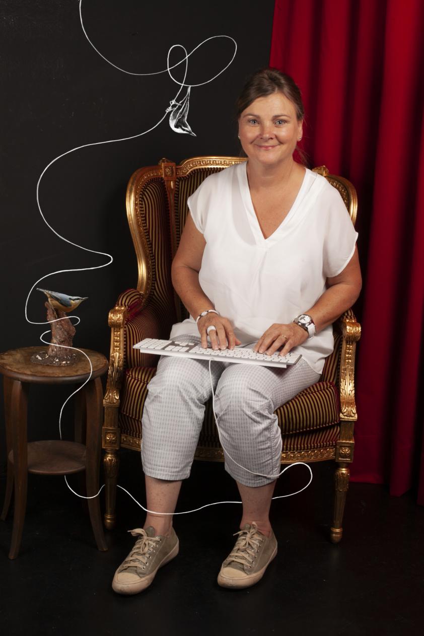 Géraldine Voumard