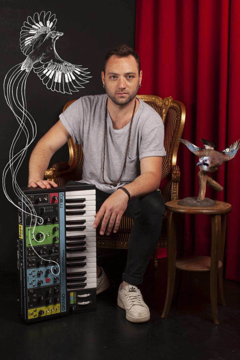 Mathieu Scheuber